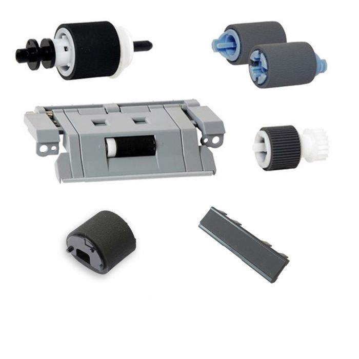 KITCP3525FEED Paper Feed Repair Kit for HP LaserJet CP3525 CM3530 Canon LBP-7750